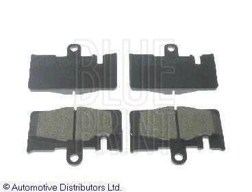 Kit de plaquettes de frein, frein à disque - BLUE PRINT - ADT342125