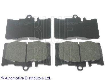 Kit de plaquettes de frein, frein à disque - BLUE PRINT - ADT342126