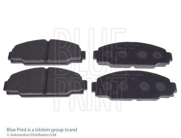Kit de plaquettes de frein, frein à disque - BLUE PRINT - ADT342134
