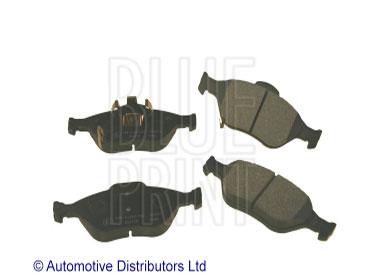 Kit de plaquettes de frein, frein à disque - BLUE PRINT - ADT342165