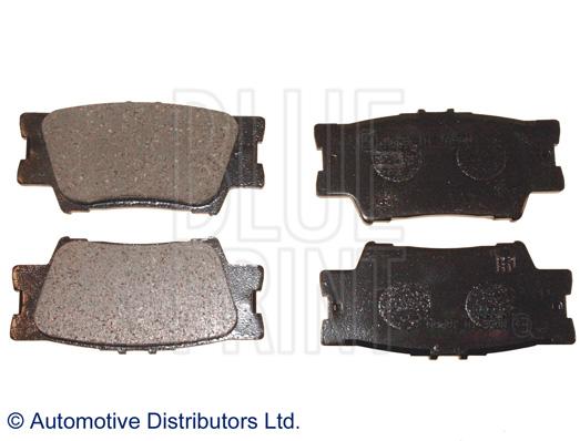 Kit de plaquettes de frein, frein à disque - BLUE PRINT - ADT342168