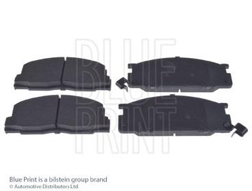 Kit de plaquettes de frein, frein à disque - BLUE PRINT - ADT34223