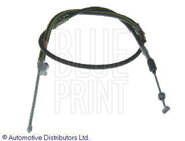Tirette à câble, frein de stationnement - BLUE PRINT - ADT346111