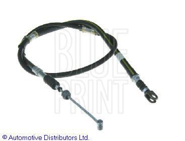 Tirette à câble, frein de stationnement - BLUE PRINT - ADT346129