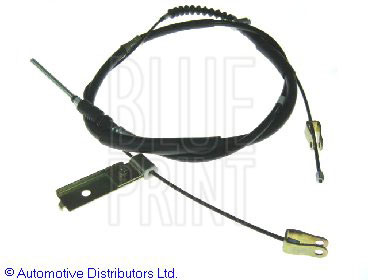 Tirette à câble, frein de stationnement - BLUE PRINT - ADT346134
