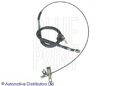 Tirette à câble, frein de stationnement - BLUE PRINT - ADT346153