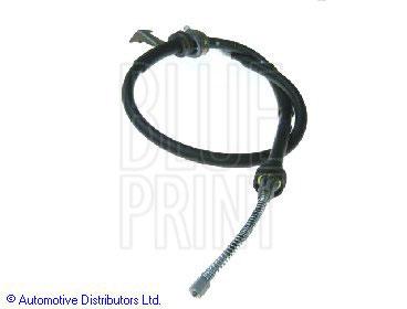 Tirette à câble, frein de stationnement - BLUE PRINT - ADT346155