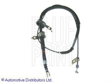 Tirette à câble, frein de stationnement - BLUE PRINT - ADT346156