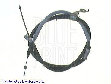 Tirette à câble, frein de stationnement - BLUE PRINT - ADT346179