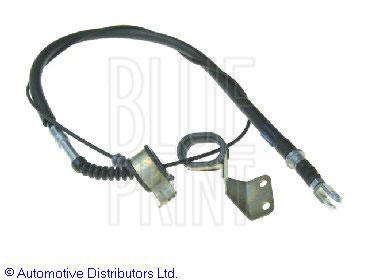Tirette à câble, frein de stationnement - BLUE PRINT - ADT346193