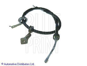 Tirette à câble, frein de stationnement - BLUE PRINT - ADT346197
