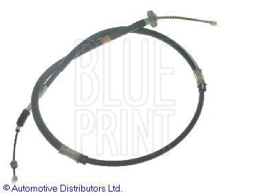 Tirette à câble, frein de stationnement - BLUE PRINT - ADT346204
