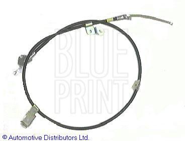 Tirette à câble, frein de stationnement - BLUE PRINT - ADT346205