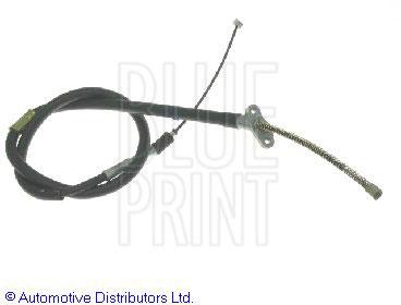 Tirette à câble, frein de stationnement - BLUE PRINT - ADT346213