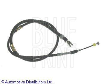 Tirette à câble, frein de stationnement - BLUE PRINT - ADT346214