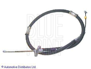 Tirette à câble, frein de stationnement - BLUE PRINT - ADT346218
