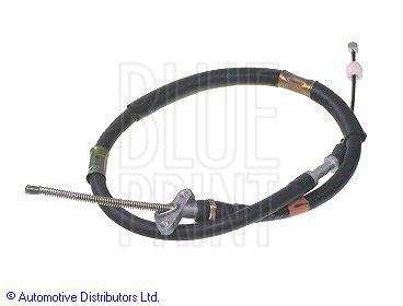 Tirette à câble, frein de stationnement - BLUE PRINT - ADT346219