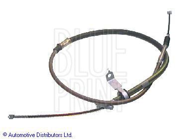 Tirette à câble, frein de stationnement - BLUE PRINT - ADT346223
