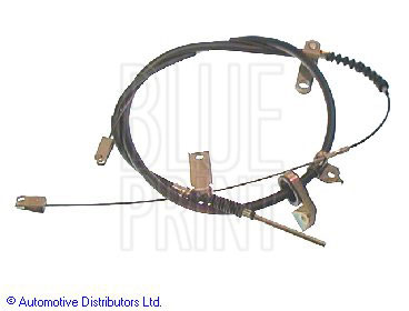Tirette à câble, frein de stationnement - BLUE PRINT - ADT346227