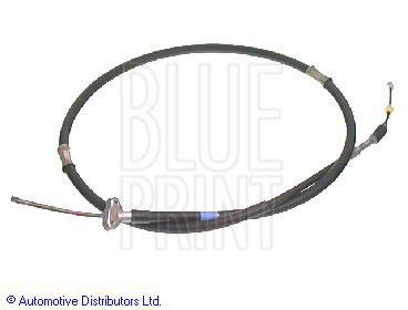 Tirette à câble, frein de stationnement - BLUE PRINT - ADT346235