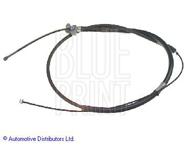 Tirette à câble, frein de stationnement - BLUE PRINT - ADT346240