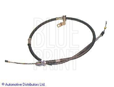 Tirette à câble, frein de stationnement - BLUE PRINT - ADT346242