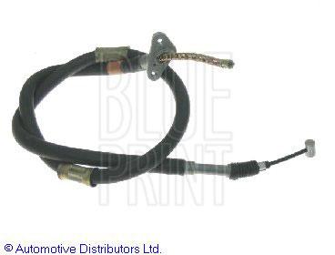 Tirette à câble, frein de stationnement - BLUE PRINT - ADT346248