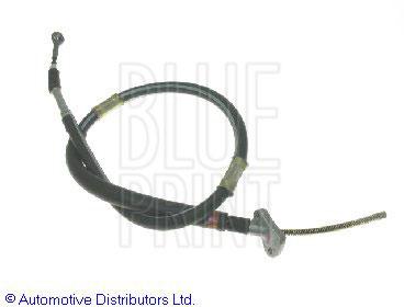 Tirette à câble, frein de stationnement - BLUE PRINT - ADT346249