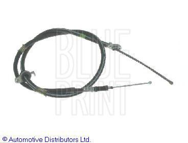 Tirette à câble, frein de stationnement - BLUE PRINT - ADT346270