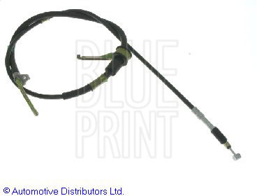 Tirette à câble, frein de stationnement - BLUE PRINT - ADT346276