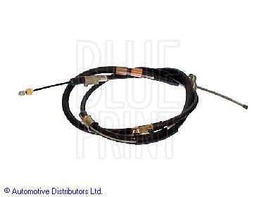 Tirette à câble, frein de stationnement - BLUE PRINT - ADT346284