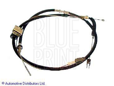 Tirette à câble, frein de stationnement - BLUE PRINT - ADT346287