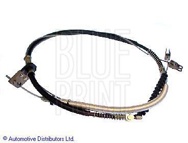 Tirette à câble, frein de stationnement - BLUE PRINT - ADT346289