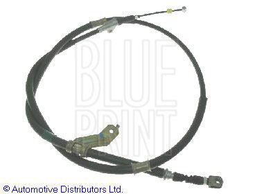 Tirette à câble, frein de stationnement - BLUE PRINT - ADT346297
