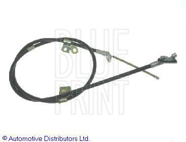 Tirette à câble, frein de stationnement - BLUE PRINT - ADT346306