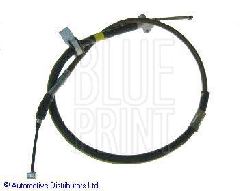 Tirette à câble, frein de stationnement - BLUE PRINT - ADT346314