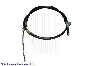 Tirette à câble, frein de stationnement - BLUE PRINT - ADT346323
