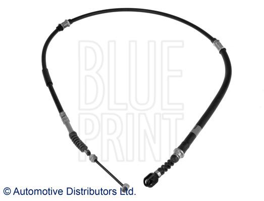 Tirette à câble, frein de stationnement - BLUE PRINT - ADT346328