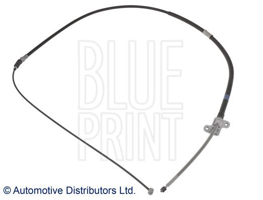 Tirette à câble, frein de stationnement - BLUE PRINT - ADT346333