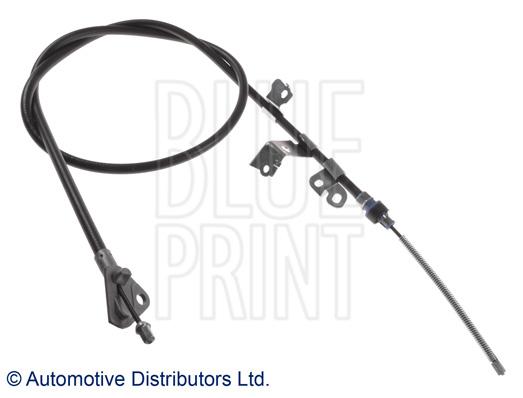 Tirette à câble, frein de stationnement - BLUE PRINT - ADT346344