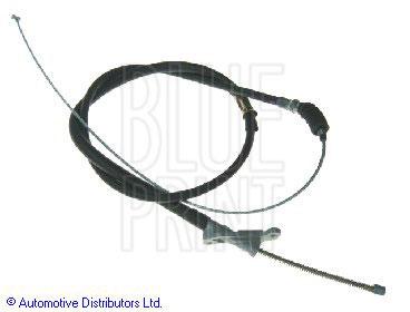 Tirette à câble, frein de stationnement - BLUE PRINT - ADT34648