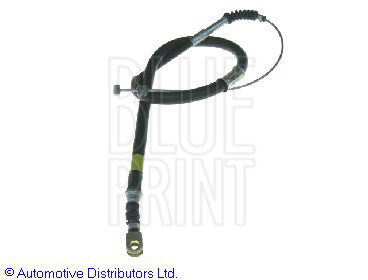 Tirette à câble, frein de stationnement - BLUE PRINT - ADT34667