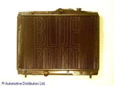 Radiateur, refroidissement du moteur - BLUE PRINT - ADT39813