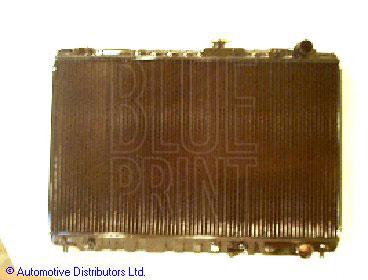 Radiateur, refroidissement du moteur - BLUE PRINT - ADT39825