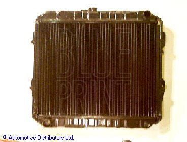 Radiateur, refroidissement du moteur - BLUE PRINT - ADT39829