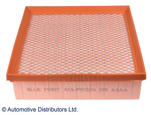 Filtre à air - BLUE PRINT - ADW192203