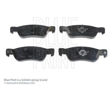 Kit de plaquettes de frein, frein à disque - BLUE PRINT - ADZ94202