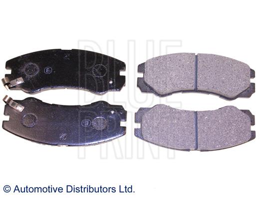 Kit de plaquettes de frein, frein à disque - BLUE PRINT - ADZ94215