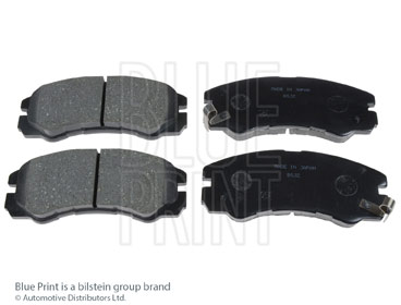 Kit de plaquettes de frein, frein à disque - BLUE PRINT - ADZ94230