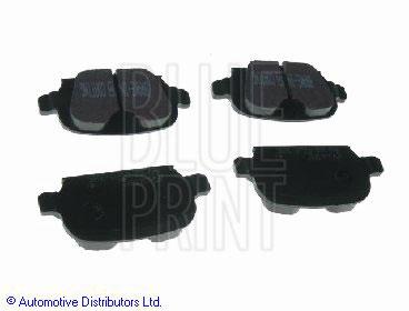 Kit de plaquettes de frein, frein à disque - BLUE PRINT - ADZ94232